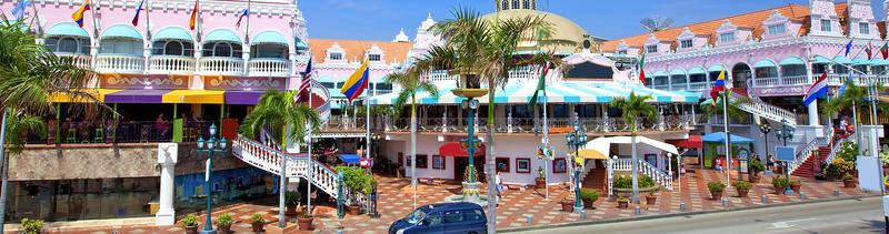 Verhuizen naar Aruba