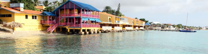 Verhuizen naar Bonaire