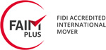 FAIM PLUS FIDI accredited international mover